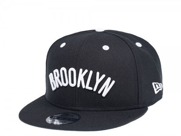 New Era Brooklyn Nets City Arch Edition 9Fifty Snapback Cap
