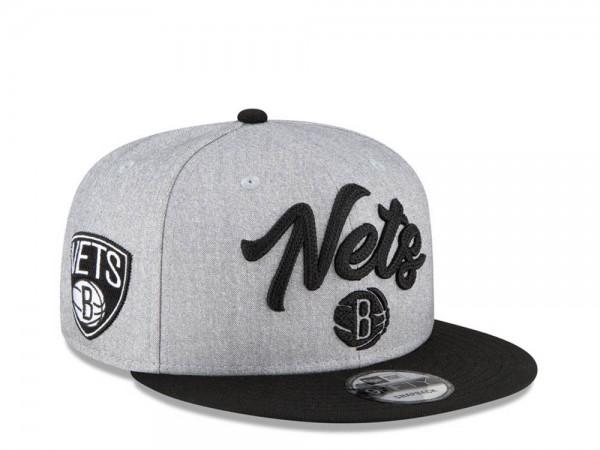 New Era Brooklyn Nets NBA Draft 20 9Fifty Snapback Cap