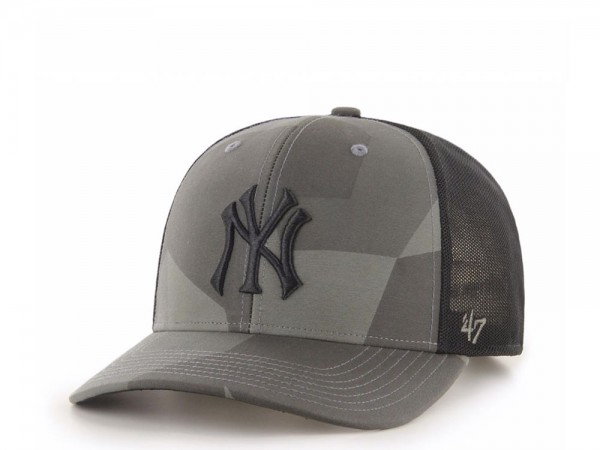 47Brand New York Yankees Sandalwood MVP DP Trucker Snapback Cap
