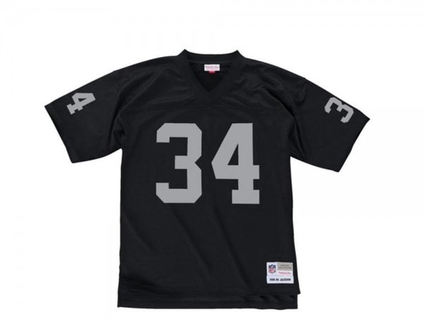 Mitchell & Ness Los Angeles Raiders - Bo Jackson Legacy Nfl Replica 1988 Jersey