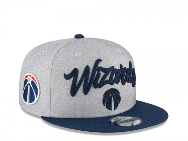 New Era Washington Wizards NBA Draft 20 9Fifty Snapback Cap