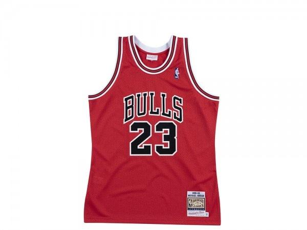 Mitchell & Ness Chicago Bulls - Michael Jordan Authentic Jersey 1988-89 Screen Print