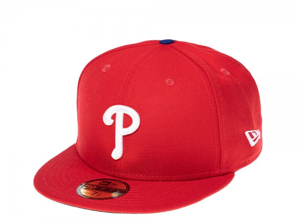 New Era Philadelphia Phillies 2008 World Series 59Fifty Fitted Cap