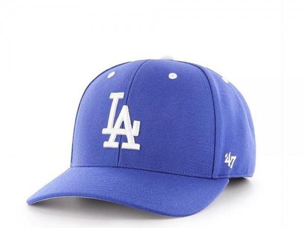 47brand Los Angeles Dodgers MVP DP Classic Strapback Cap