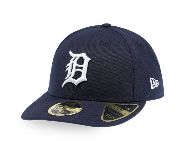 New Era Detroit Tigers Authentic Onfield Low Profile  59Fifty Fitted Cap