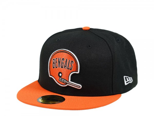 New Era Cincinnati Bengals Two Tone Edition 59Fifty Fitted Cap