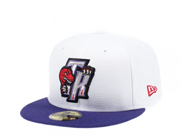 New Era Toronto Raptors Throwback Edition 59Fifty Fitted Cap