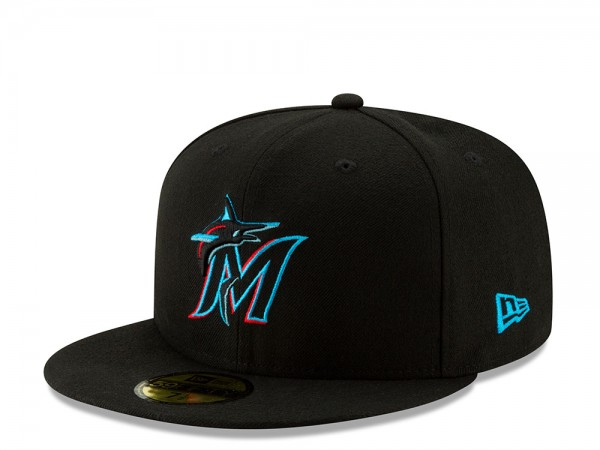 New Era Miami Marlins Authentic On-Field Fitted 59Fifty Cap
