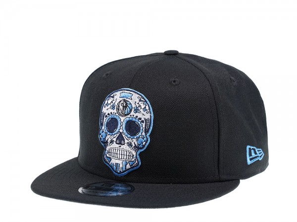 New Era Dallas Mavericks Skull Edition 9Fifty Snapback Cap