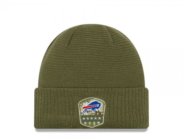 New Era Buffalo Bills Salute to Service 2019 Mütze
