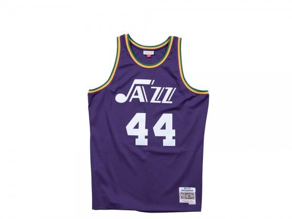 Mitchell & Ness Utah Jazz - Pistol Pete Maravich Swingman Jersey