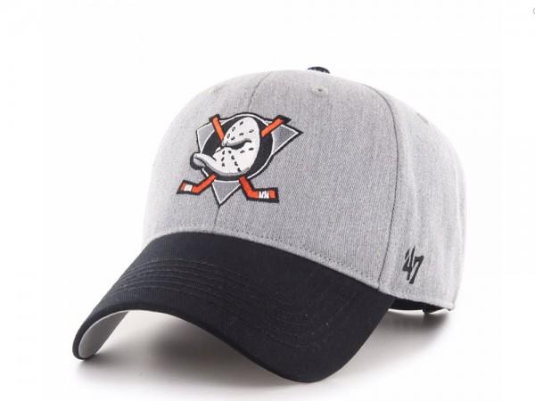 47Brand Anaheim Ducks Palomino MVP Snapback Cap