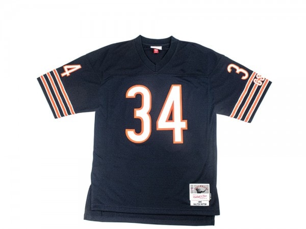 Mitchell & Ness Chicago Bears Trikot - Walter Payton NFL Legacy Replica 1985 Jersey