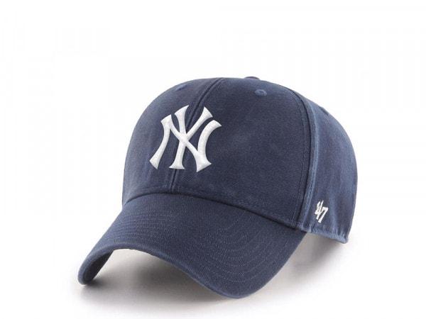 47Brand New York Yankees Legend Navy MVP Strapback Cap