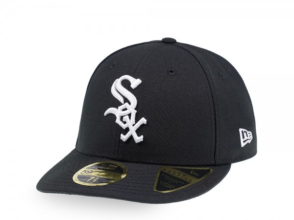 New Era Chicago White Sox Authentic Onfield Low Profile  59Fifty Fitted Cap