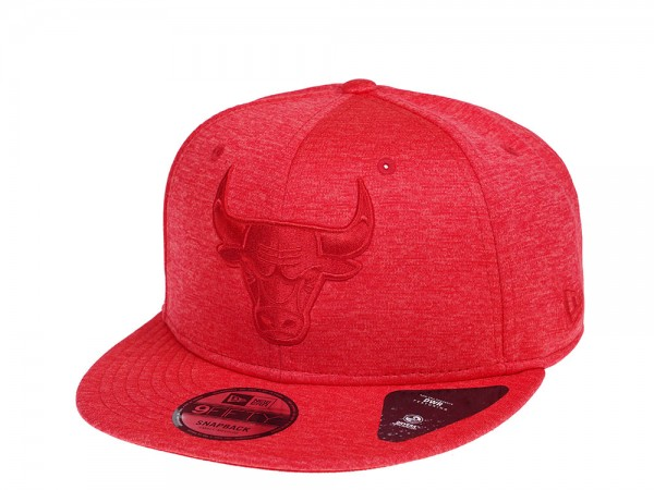 New Era Chicago Bulls Shadow Tech 9Fifty Snapback Cap