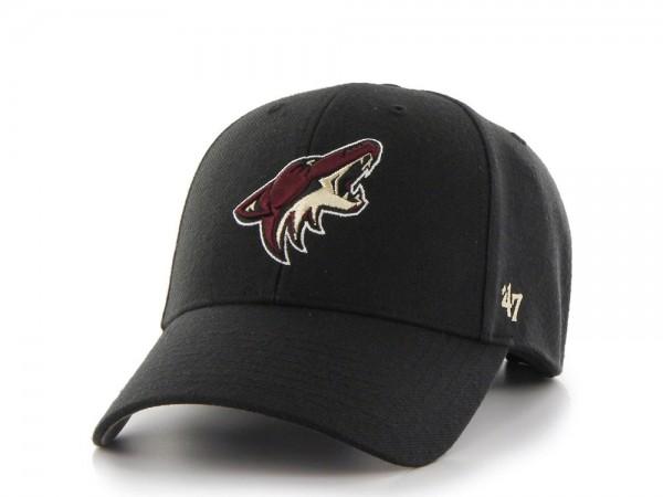 47brand Arizona Coyotes MVP Strapback Cap
