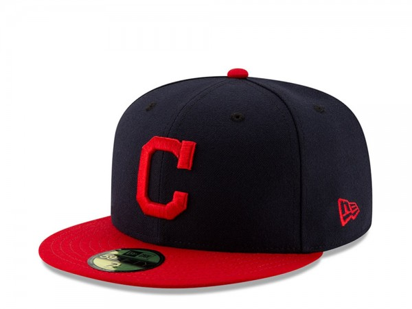 New Era Cleveland Indians Authentic Onfield Fitted 59Fifty Cap