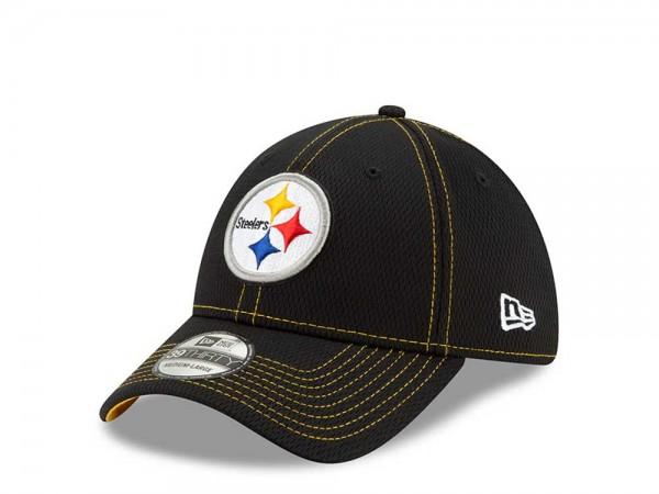 New Era Pittsburgh Steelers Road 39Thirty Sideline Cap