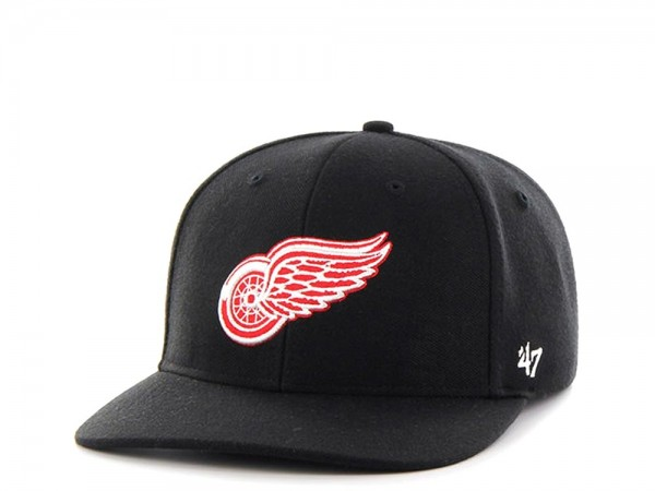 47brand Detroit Red Wings Stretch Fit Cap