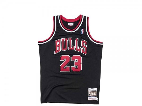 Mitchell & Ness Chicago Bulls - Michael Jordan Authentic Jersey 1997-98 Black