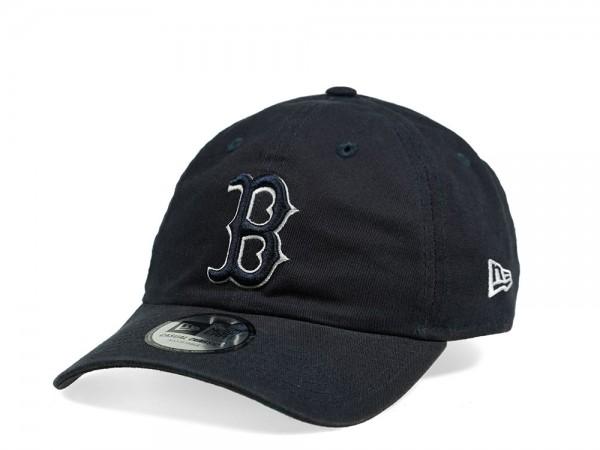 New Era Boston Red Sox Casual Classic Navy Strapback Cap