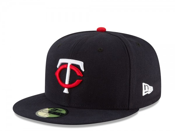 New Era Minnesota Twins Authentic On-Field Fitted 59Fifty Cap