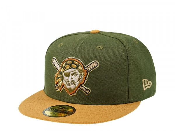 New Era Pittsburgh Pirates Two Tone 59Fifty Fitted Cap